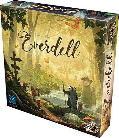 Everdell + SLEEVES (PRÉ-VENDA)