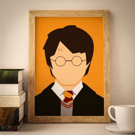 Harry Potter - Minimalista