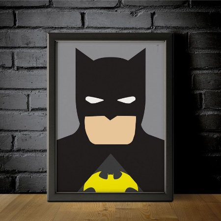 Batman - Minimalista