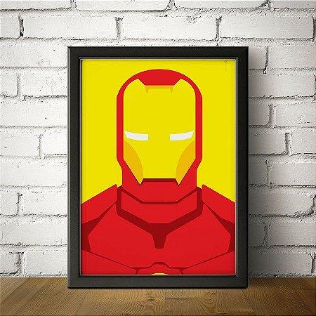 Homem de Ferro - Minimalista