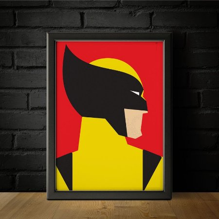Wolverine - Minimalista