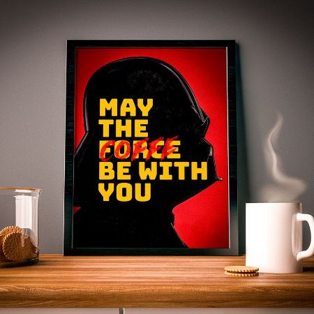 May the coffee be with you - Star Wars