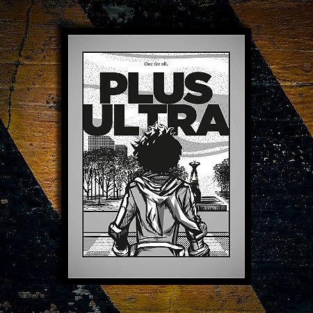 Plus Ultra - Boku no hero