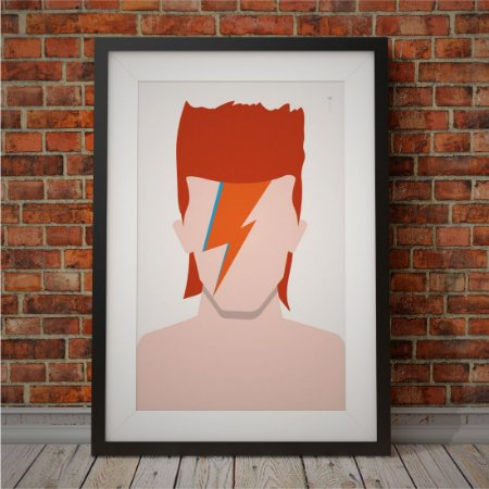 Bowie - Minimalista