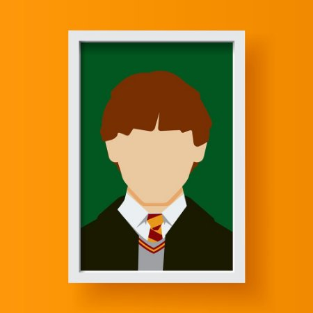 Ron Weasley - Minimalista