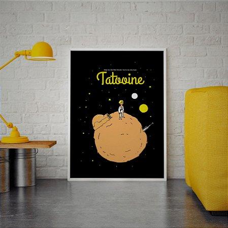 Tatooine - O Pequeno Príncipe