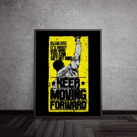 Rocky - Keep Moving Forward