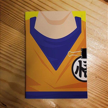 Caderno - DBZ (Goku - Minimalista)