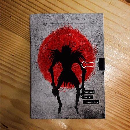 Caderno - Death Note (Humans)