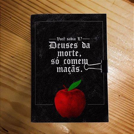 Caderno - Death Note (Deuses da Morte)
