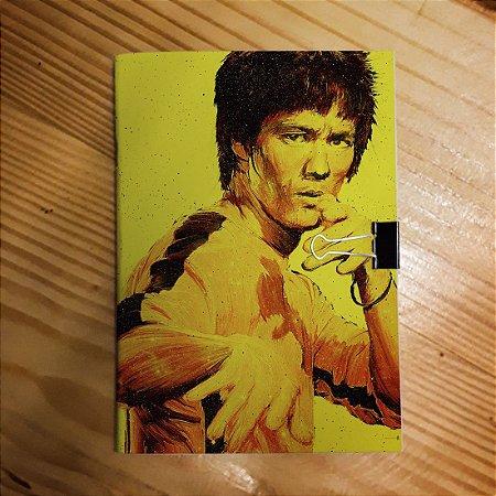 Caderno - Bruce Lee