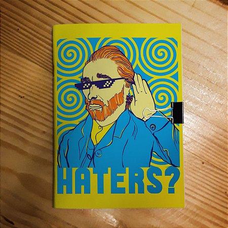 Caderno - Van Gogh (Haters?)