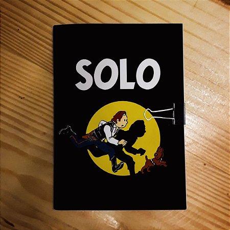 Caderno - Star Wars (Solo)