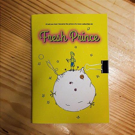 Caderno - O Pequeno Fresh Prince