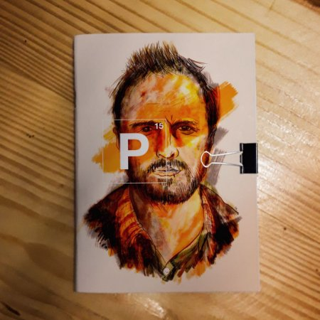 Caderno - Breaking Bad (Jesse Pinkman)