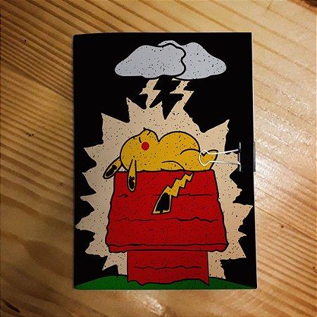 Caderno - Snoopychu
