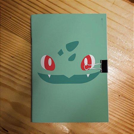 Caderno - Bulbassauro (Pokémon)