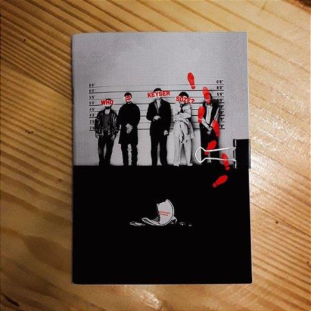 Caderno - Os Suspeitos