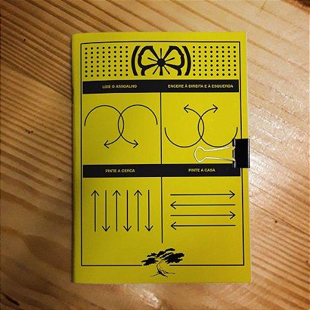 Caderno - Miyagi (Karate Kid)
