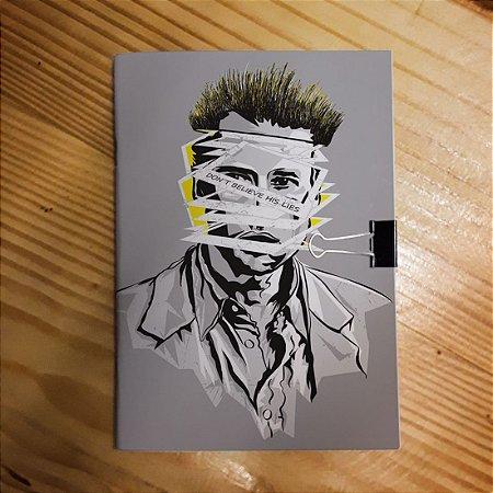 Caderno - Memento (Amnésia)