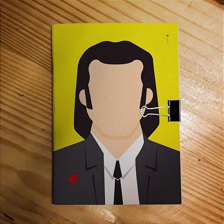 Caderno - Vincent Vega (Minimalista)