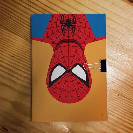 Caderno - Spiderman (Minimalista)