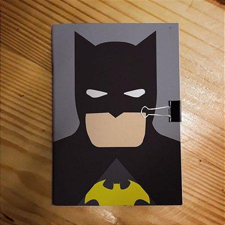 Caderno - Batman (Minimalista)