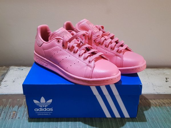 08f3393f9f7 Tênis Adidas Stan Smith Rosa - Lab Outfit