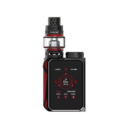 Kit G-PRIV Baby 85W TFV12 Baby Prince Black Red - Smok (Bateria Inclusa)