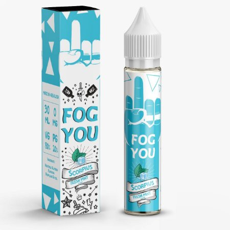 Fog You Scorpius - 30ml - 0mg