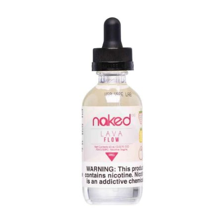 Naked 100 Lava Flow - 3mg - 60ml