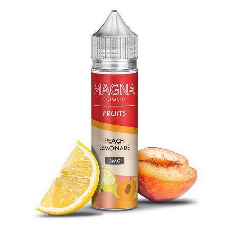 Juice Magna Peach Lemonade - 0mg - 60ml