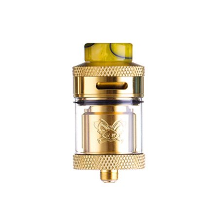 Atomizador RTA - Dead Rabbit - Gold 2ml