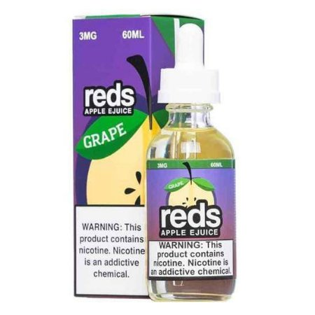Juice - Reds - Grape 60ML 3mg