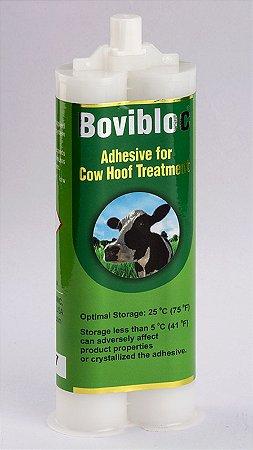 Cola para Casco Bovino + 4 bicos misturador