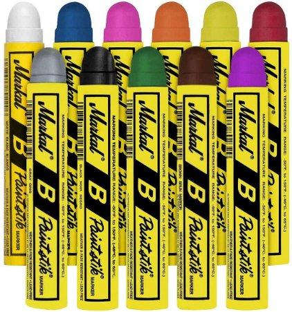 Giz de Tinta Sólida Markal B Paintstik