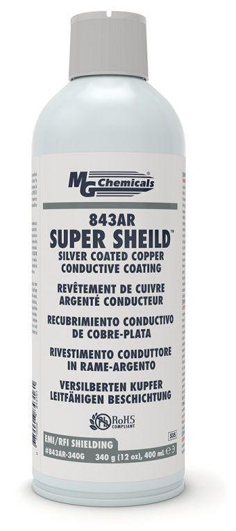 Tinta Condutiva à Base de Prata MG Chemicals - Spray 400ml