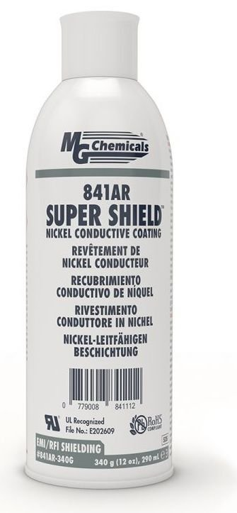 Tinta Condutiva à Base de Niquel MG Chemicals - Spray 400ml