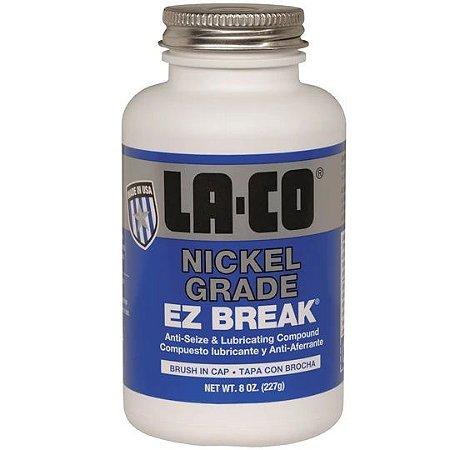 Graxa Anti Seize Ez Break Nickel - 227grs