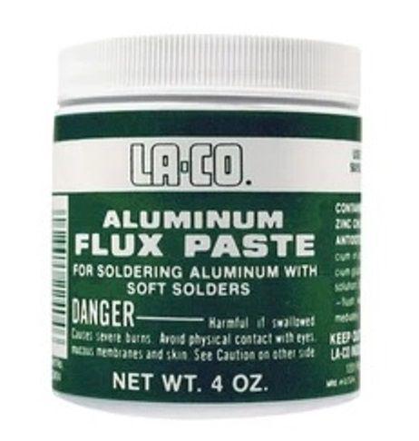 Fluxo de Solda para Alumínio e Cobre 115grs