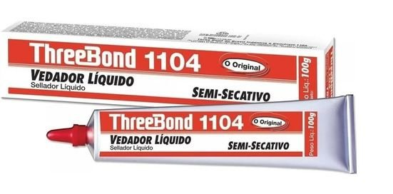 Cola Branca Three Bond 1104 - 100grs