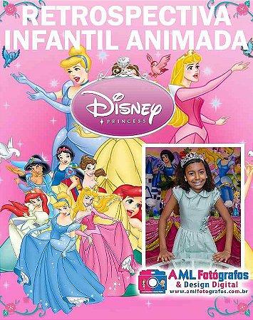 Retrospectiva Princesas Disney