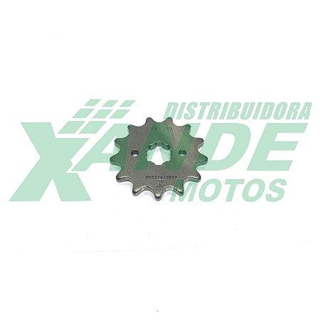 PINHAO 13 CBX-NX-XR 200/CRF 230/TTR 230/NXR BROS/XTZ 125/TITAN (PASSE 520) VAZ