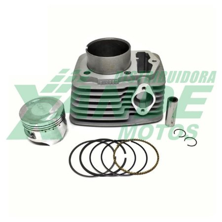 CILINDRO MOTOR KIT CBX 200 / NX 200 / XR 200 METAL LEVE