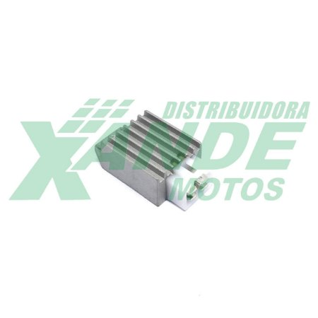 REGULADOR RETIFICADOR YBR / XTZ 125 / CRYPTON 105-115/ FACTOR 125 ATE 2013 EMBUS
