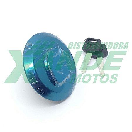 TAMPA TANQUE TITAN 2000 / TITAN 99 / CBX 200 / CBX 250 / CB 400 / NX 350 GP