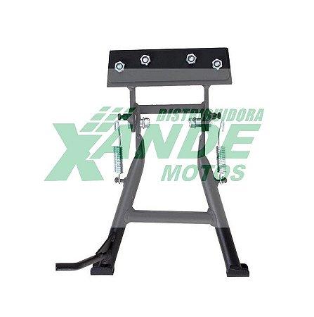 CAVALETE CENTRAL NX 400 FALCON (COMPLETO) CHAPAM