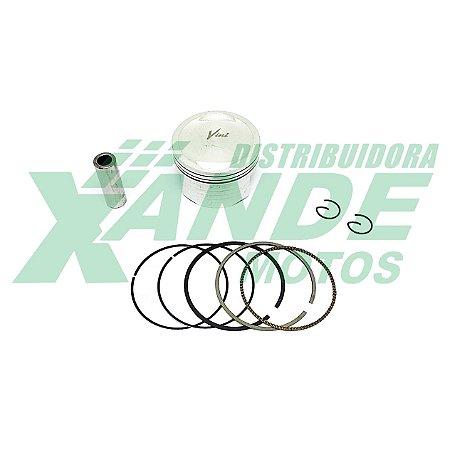 PISTAO KIT TITAN 150 TODOS OS ANOS / NXR BROS 150 2006 EM DIANTE VINI  STD