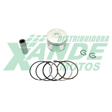 PISTAO KIT YBR / FACTOR / XTZ 125  VINI  STD