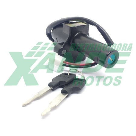 CHAVE IGNICAO CBX 250 / XR 250 / NX 400 2006-2008 JUNKUN